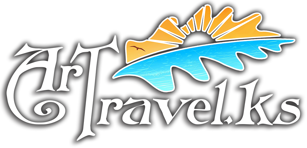 logo arttravel2-4white shadow